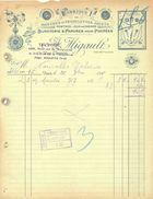 Horlogerie-Bijouterie - A. Migault à Paris - Montres Et Pendulettes Jouets- Bijoux De Poupées - 1915 - VR_C2_4 - France