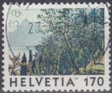 SUIZA 1998 Nº 1584 USADO - Suiza