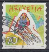 SUIZA 1998 Nº 1588 USADO - Suiza