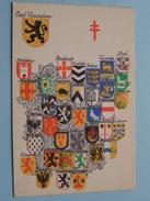 Armoiries / Wapens Der Provincie ( N 5 ) Anno 195? ( Zie Foto Voor Details ) - Belgique