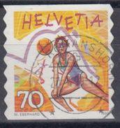 SUIZA 1998 Nº 1590 USADO - Schweiz