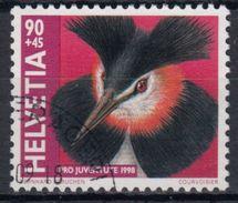 SUIZA 1998 Nº 1595 USADO - Suiza