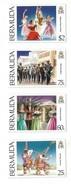 1994 Bermuda Christmas Complete Set Of 4  MNH - Bermuda