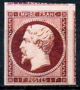 SUPERBE NAPOLEON  Du N°18 De SPIRO NEUF** LUXE 1er Choix 2 Voisins - 1853-1860 Napoleon III