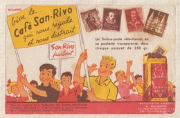 828 BUVARD VIVE LE CAFE SAN RIVO - Coffee & Tea