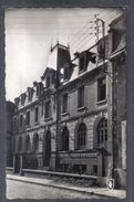 Carte Postale 28. Nogent-le-Rotrou  Collège De Jeunes Filles   Trés Beau Plan - Nogent Le Rotrou