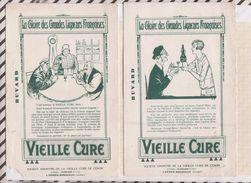 834 BUVARD  Lot De 4 VIEILLE CURE - Liqueur & Bière