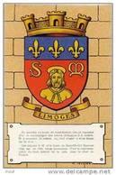 (4149)  Limoge, Héraldique Des Villes Et Province De France Par Maurice Jacquez - Limoges