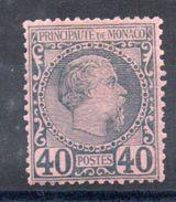 MONACO - YT N° 7 - Neuf ** - MNH - Cote: 187,50 € - Monaco