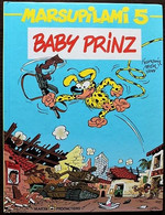 BD MARSUPILAMI - 5 - Baby Prinz - TBE - EO 1990 - Marsupilami