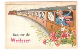 Wetteren - Bonjour De Wetteren - Trein / Train - Wetteren