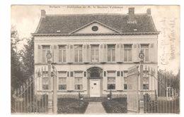 Berlare / Berlaere - Habitation De M. Le Docteur Veldeman - Feldpost - Berlare