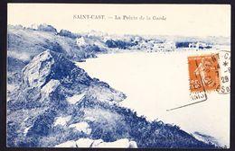 CPA - SAINT CAST LE GUILDO (22 - COTES D'ARMOR) - LA POINTE DE LA GARDE - Saint-Cast-le-Guildo