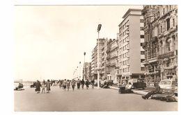 Oostende - Promenade Albert I - Real Photo - Uitgave S.E.O Gentstraat Oostende - Geanimeerd - Oldtimer - Oostende