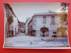 SAINT MARTORY CAFE BILLARD LANES PHOTO 17.5 X 12.5 - Lieux