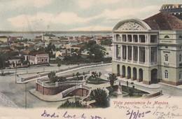Vista Panoramica De Manaos - Manaus