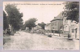 SAULT - Les - RETHEL . La Route De Vouziers . - Other Municipalities