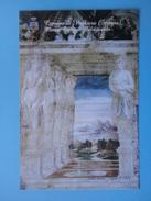 Museo Civico Di Belriguardo - Voghiera - Ferrara - Sala Della Vigna - Cartolina Promo - Museum