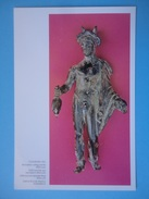 Bronzetto Raffigurante Mercurio - Voghenza - Ferrara - Cartolina Promo - Arts