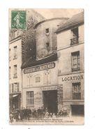 Paris-Maison Du Brasseur Santerre,Brasserie De L'Hortensia,général Chef ,garde Nationale,Rue De Reuilly; Rare.(C.305) - Arrondissement: 12
