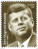 USA 2017. Scott #5175. JOHN FITZGERALD KENNEDY (1917-1963), 35th President Of The United States. Neuf, MNH (**) - Neufs