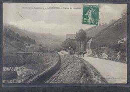 Carte Postale  50.  Landemer  Près De Cherbourg  Vallée Du Hubillan   Trés Beau Plan - Otros Municipios