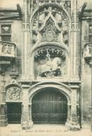 54 - NANCY - Portail Du Palais Ducal - Nancy