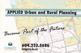 Applied Urban & Rural Planning Langara College Vancouver Canada - Schools