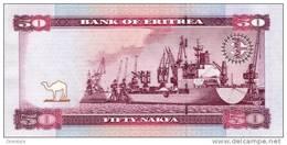 ERITREA P.  7 50 N 2004 UNC - Eritrea