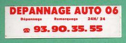 DEPANNAGE AUTO 06 /  AUTOCOLLANT - Autocollants