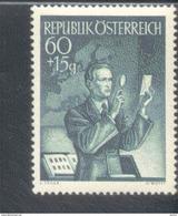 Österreich 957 Tag Der Briefmarke MNH Postfrisch ** - 1945-60 Ungebraucht