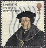 GB 2016 500 Years Royal Mail 1st Type 2 Good/fine Used [31/27832/ND] - 1952-.... (Elisabetta II)
