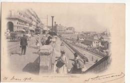Algérie - Alger - Le Boulevard De La République  -Carte Précurseur   Achat Immédiat - Algiers