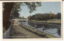 Angleterre - Nottinghamshire  - Stafford - Izaak Walton Walk , Victoria Park   -  Achat Immédiat - Angleterre