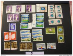 COLLECTION COMPLETE TIMBRES NATIONS UNIES (GENEVE) DE 1969 A 2000 - Francobolli