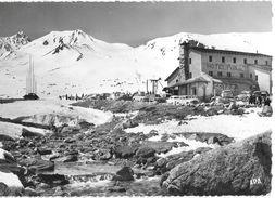 001 - ANDORRE - Le Pas De La Case - Le Départ Du Télé Ski Et Hôtel Du Pic Blanc - Andorra