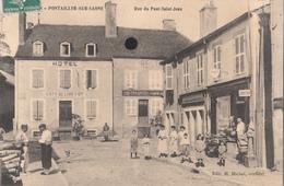 PONTAILLER-SUR-SAONE  - Rue Du Pont Saint-Jean - Autres Communes