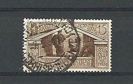 1930 N° 263 ITALIE SALUT D' HELENUS A ÉNÉE  OBLITÉRÉ - Afgestempeld