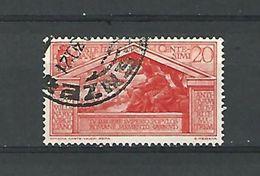 1930 N° 264  ANCHISE ET ENEE AUX ENFERS   OBLITERE - 1900-44 Vittorio Emanuele III