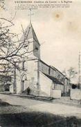 """02 VAURSEINE (Aisne ) Canton De Laon   L' Eglise     """" état """" - Autres Communes"""