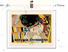 """PIA - AUSTRIA  - 1964  : Riapertura Della Galleria D'Arte """"Secession""""  A Vienna -  (Yv 991) - Vetri & Vetrate"""