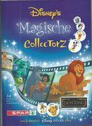 Compleet Album Disney Tekenfilm Figuren Spar Complete Album With All The Plastic Coins With Disney Cartoon Figures - Reclame