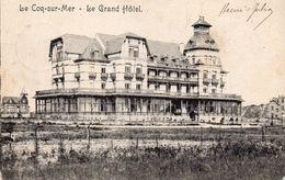 LE COQ Sur MER  - Le Grand Hôtel - De Haan