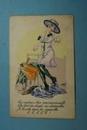 Illustration Femme Wuyts - Wuyts