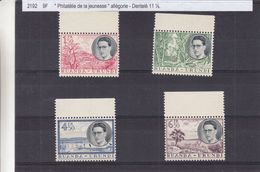 Ruanda Urundi - COB 196 / 99 ** - MNH - Roi Baudouin - Valeur 25 Euros - Ruanda-Urundi