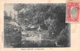 LA REUNION - Cilaos / Le Bassin Bleu - Léger Défaut - Réunion