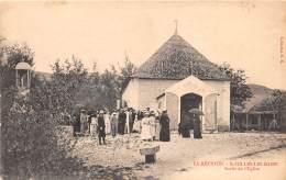 LA REUNION - Topo / St Gilles - Sortie De L'église - Beau Cliché Animé - Reunion