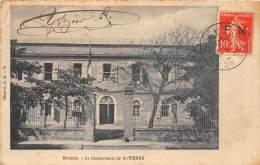 LA REUNION - Topo / La Gendarmerie De St Pierre - Léger Défaut - Reunion
