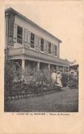 LA REUNION - Topo / Lycée De La Réunion - Maison Du Proviseur - Reunion