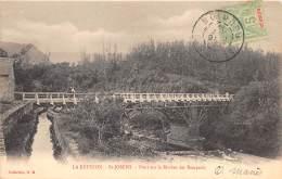 LA REUNION - Topo / Saint Joseph - Pont Sur La Rivière Des Remparts - Reunion